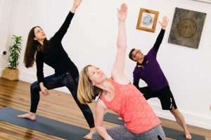 Hatha Yoga Leeds Bridget Evening