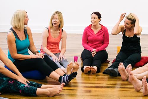 Om Yoga Works Community