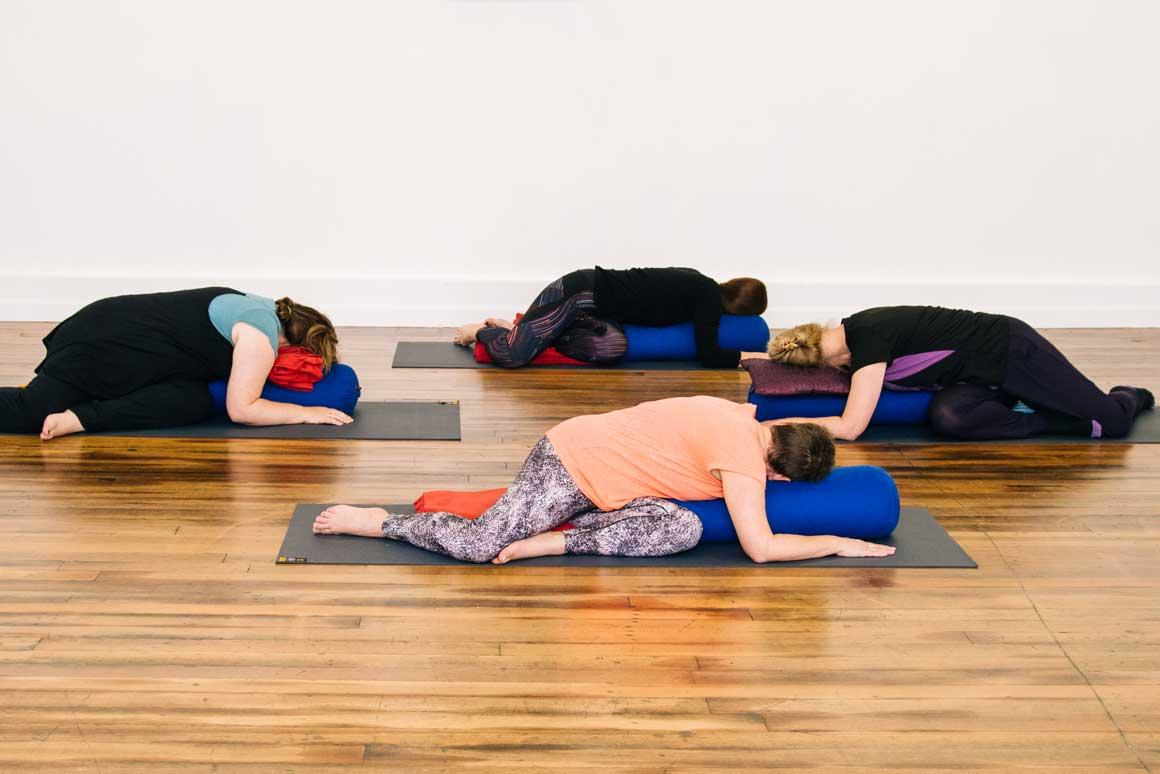 Yin Yoga Class Leeds