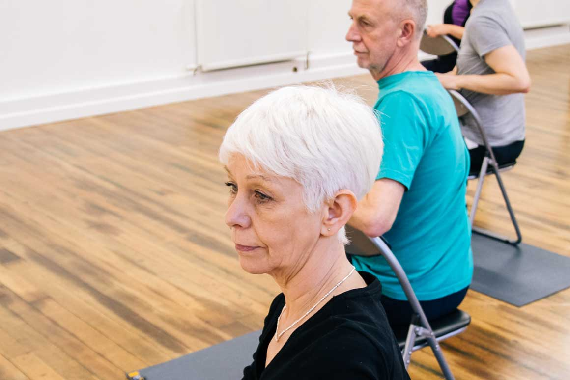 Young at Heart Yoga Leeds