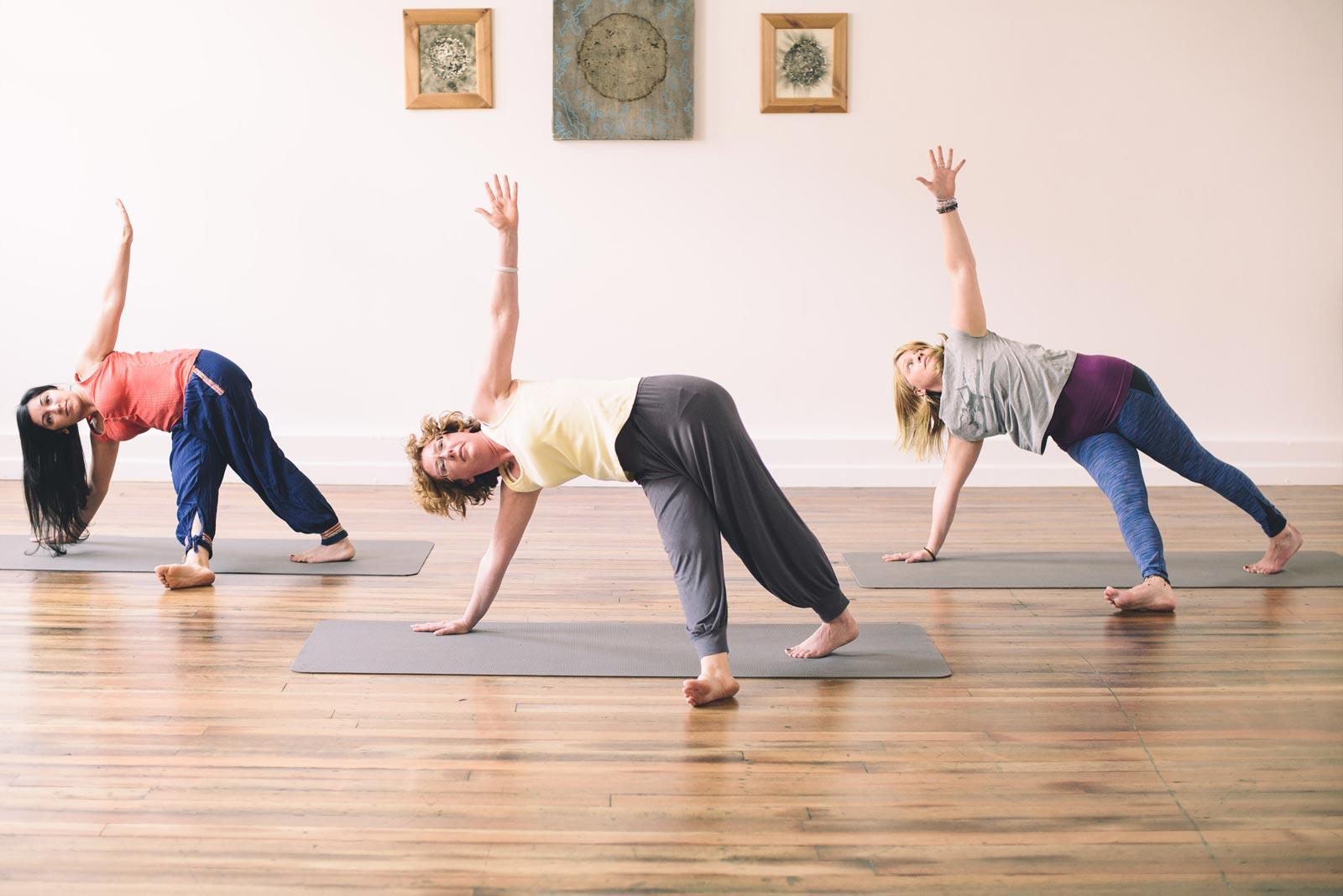 Yoga classes Leeds