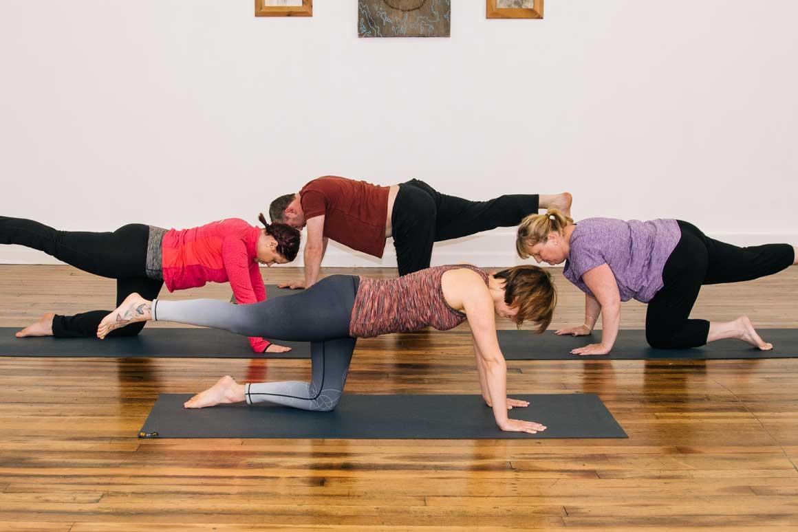 Hatha Yoga Class Leeds Andrea