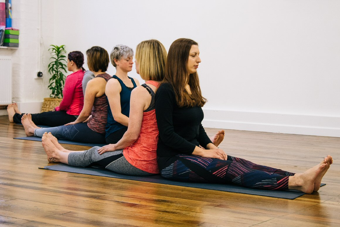 Om Yoga Works Foundation Image
