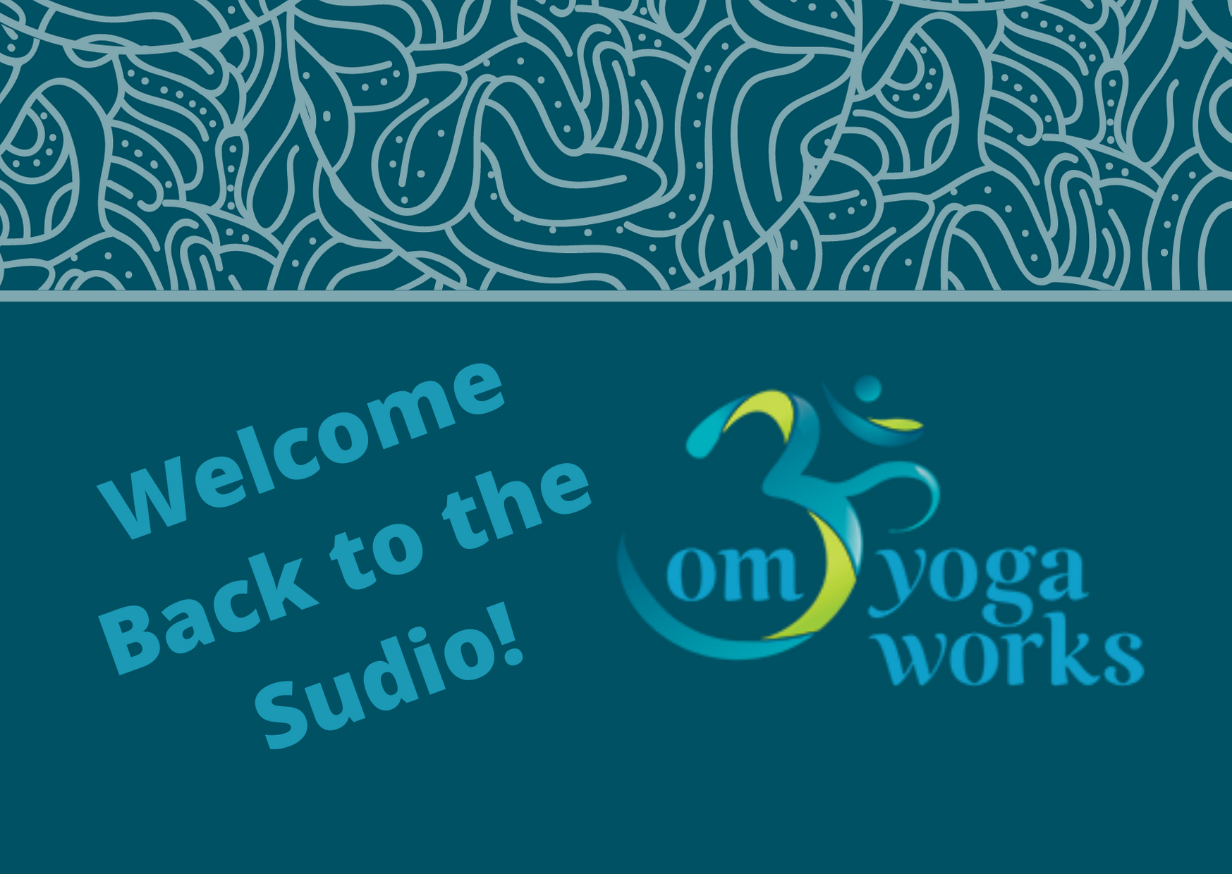 Om Newsletter - Welcome Back Image