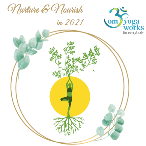 Om Newsletter - Nurture and Nourish in 2021 Image