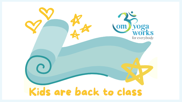Om Newsletter - Kids are back to Class Image