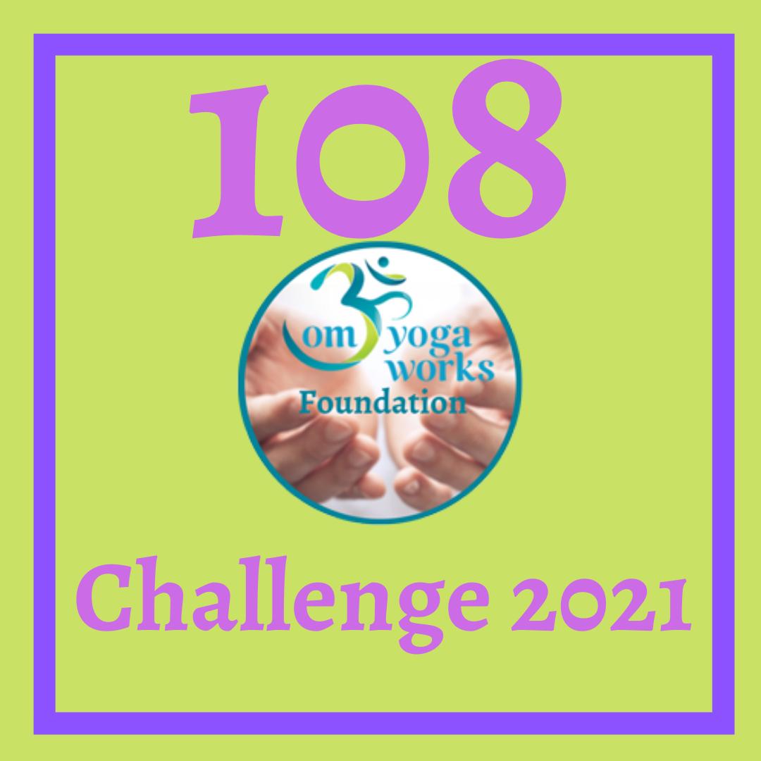 Surya Namaskar 108 Challenge 2021 Image