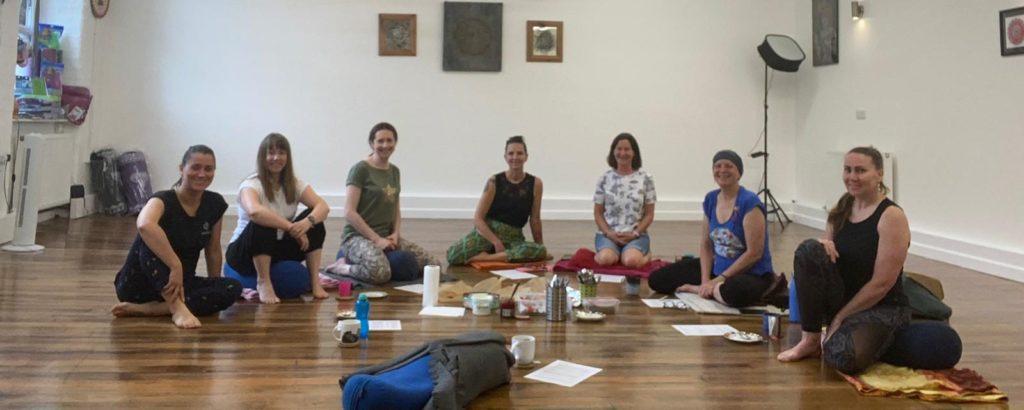 Om Yoga Works Team